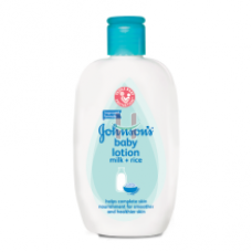 Johnson's Baby Lotion Milk And Rice 200mL