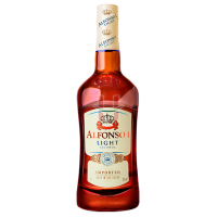 Alfonso Brandy Light 1L
