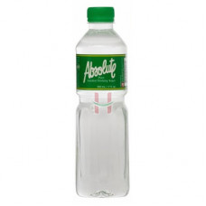 Absolute Distilled Drinking Water 500mL