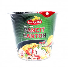 Lucky Me Pancit Canton Go Cup Chili Mansi Flavor 70g