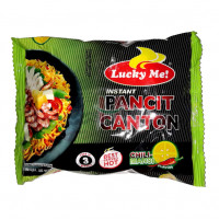 Lucky Me Pancit Canton Chili Mansi Flavor 80g