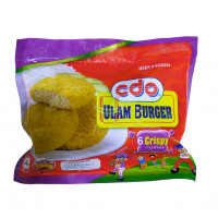 CDO Ulam Burger 6 Crispy Patties 228g