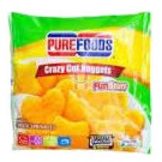 Purefoods Crazy Cut Nuggets 200g