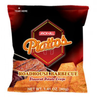 Piattos Roadhouse Barbecue Flavored Chips 40g