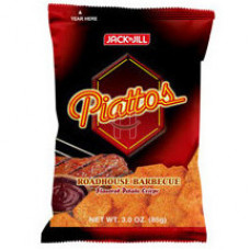 Piattos Roadhouse Barbecue Flavored Chips 85g