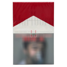 Marlboro Red Fliptop 20s